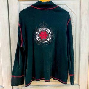 Vintage LRL Ralph Lauren Thermal Ski Sweater
